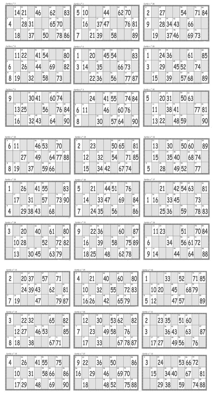 Cómo Jugar Al Bingo Todos Los Secretos Paso A Paso